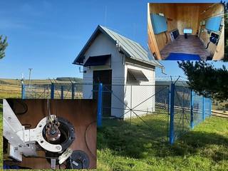 Bore Hole Sensor@NIEP Romania by EPOS - European Plate Observing System