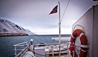 BoatDeck Svalbard @Jan Michalek UIB Norway by EPOS - European Plate Observing System