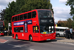 Photo of Route 697, London United, ADE40305, YX61FYR