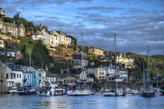 Photo of Early morning at Looe, Cornwall