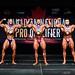 Bodybuilding Heavyweight 2ndMonette 1st Lamontagne 3rd Searle