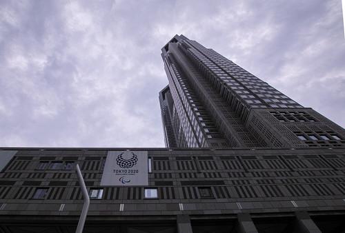 都庁で実感する東京オリンピック・パラリンピック
