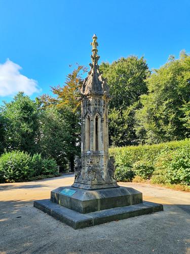 Clitheroe Castle Gardens