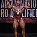 Bodybuilding Heavyweight 1st Dereck Lamontagne