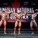 Bodybuilding Middleweight 2nd Lemonde 1st Nguyen 3rd Moreau