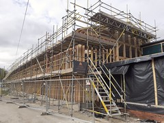 Photo of Oak Framed Building The Motorist Sherburn in Elmet Yorkshire