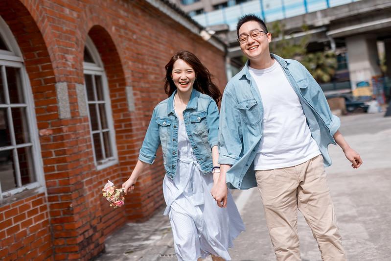 [輕婚紗攝影] 家惠 結婚週年紀念寫真 @ 華山藝文特區  #婚攝楊康