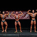 Classic Physique C 2nd Babazadeh 1st Amey 3rd Dubois
