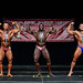 Bodybuilding Masters 40+ Heavyweight 2nd Roussin 1st Gayle 3rd Rojas