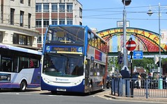 Photo of Stagecoach 12161 YN62BBE Sheffield 15 June 2021