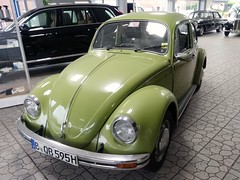 1979 Volkswagen Käfer 24.09.2021 Lathen