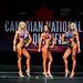 Bikini Masters 45+ 2nd Wright 1st Markle 3rd Yermolenko