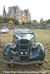 1936 Ford CX Tourer