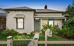 85 Clarence Street, Geelong West VIC
