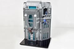 Duel on Mandalore | LEGO Star Wars MOC
