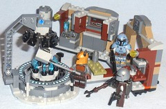 Lego - 75319 Armorer's Mandalorian Forge