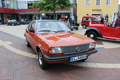 1980 Opel Ascona 1,9   EL N 806 H                 Meppen Oldtimertreff Windhorstplatz 26.09.2021