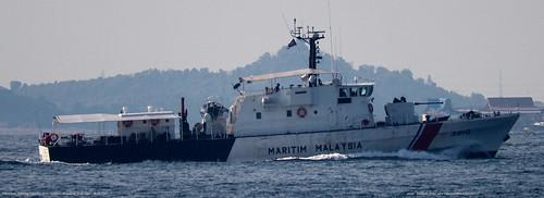 malaysia coast guard 3910@elizabeth sinke 26-09-2021