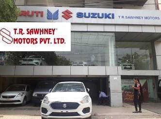 TR Sawhney Motors Maruti Suzuki Agency in New Delhi