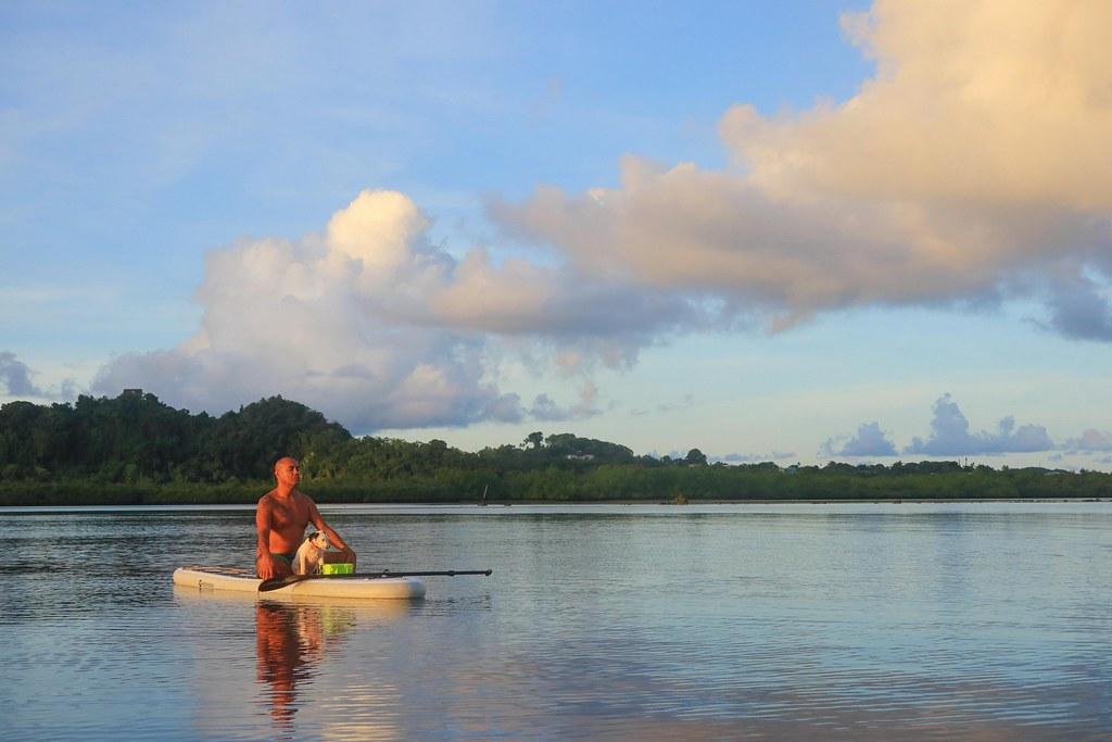 (KKday提供)日出場次的帛琉 SUP 人間天堂立槳體驗 - 映像生活 Image Life拍攝