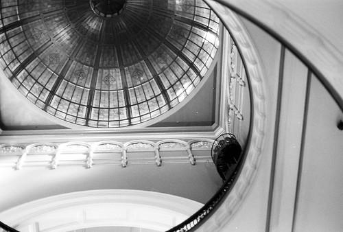 Queen Victoria Building inside dome