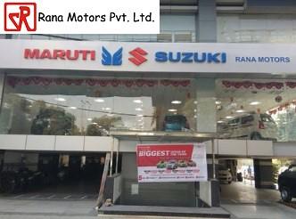 Rana Motors – Prominent Maruti Agency in New Delhi