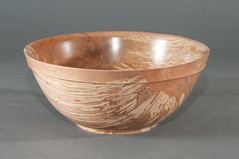 Beech Bowl - Spalted