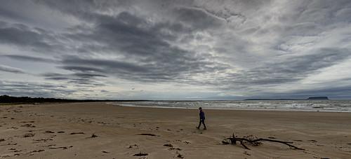 Peggs Beach, Tasmania.