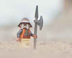 LEGO Lando Calrissian Skiff Guard