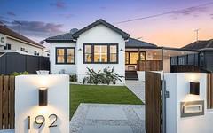 192 Parraweena Road, Miranda NSW
