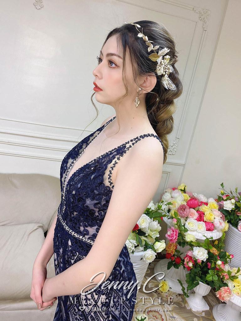 【新秘蓁妮】新娘造型創作 / 歐式編髮
