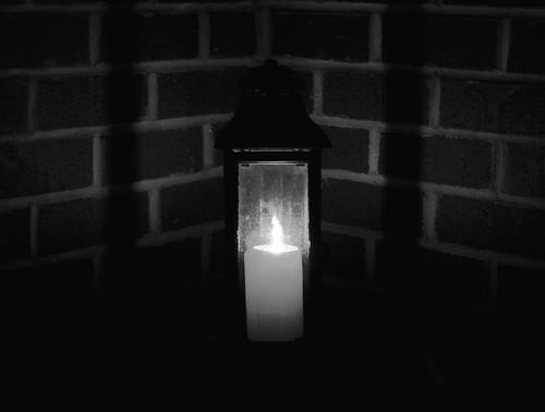 Lantern and Its Shadows