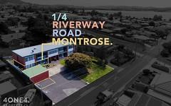 1/4 Riverway Road, Montrose TAS