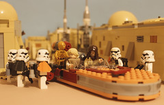 These aren't the droids we're looking for?