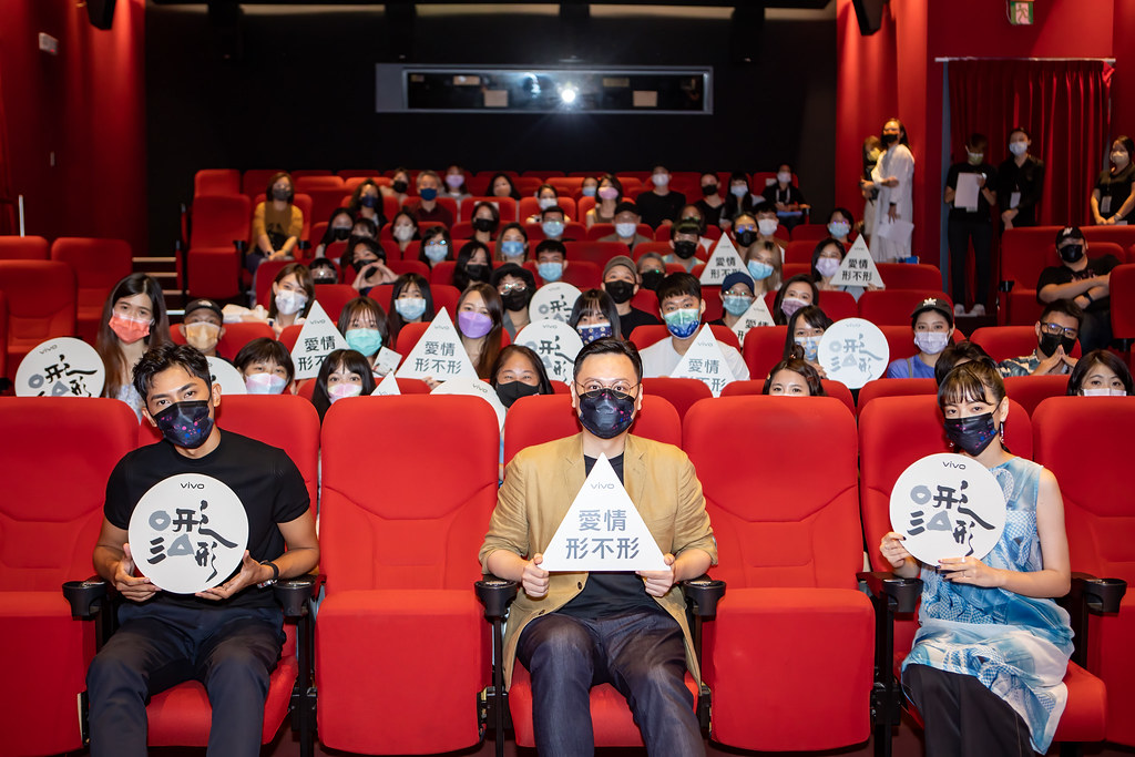 《圓形三角形》微電影今在台北電影節舉行首映會