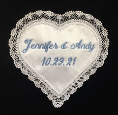 The Jacqueline Wedding Gown Label