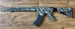 AR15 - 7.62x39 - Tiger Stripe