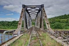 Le Pont de la rivière Kwak...