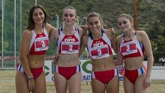 Gaia Palmieri, Alisia Ripari, Sofia Marchegiani, Chiara Menotti