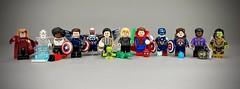 LEGO Collectable Minifigures Series Marvel Studio (71031)