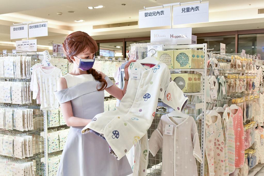 超過5,500種的完整品項!「一站式」購物體驗成為育兒的購物首選(台灣阿卡將本舖提供)相關商品及促銷均為採訪當時之內容