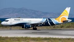 9A-BTG-1 A320 RHO 202110