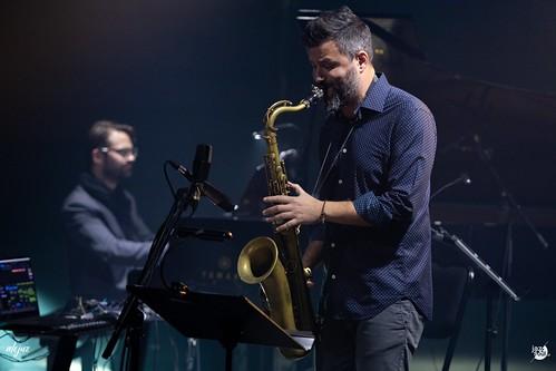 Maciej Kitajewski Trio i Jure Pukl - Kraków (09.10.21)