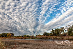 October 9, 2021 - Cool Adams County clouds. (Tony's Takes)