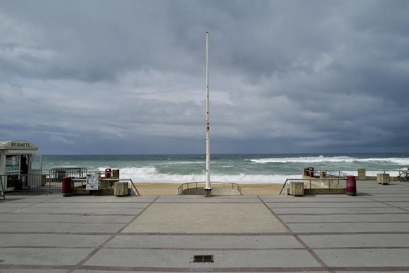 Front Ocean.