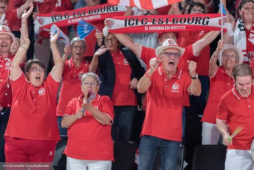 JL VS SIG Strasbourg - ©Christelle Gouttefarde