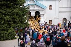 061. 30-летие Донецкой епархии. Соборное архиерейское богослужение 10.10.2021