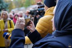 055. 30-летие Донецкой епархии. Соборное архиерейское богослужение 10.10.2021