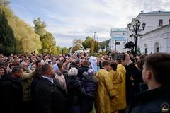 044. 30-летие Донецкой епархии. Соборное архиерейское богослужение 10.10.2021