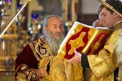 146. 30-летие Донецкой епархии. Соборное архиерейское богослужение 10.10.2021